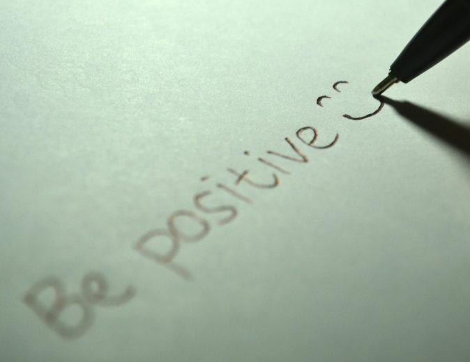 positive-mindedness