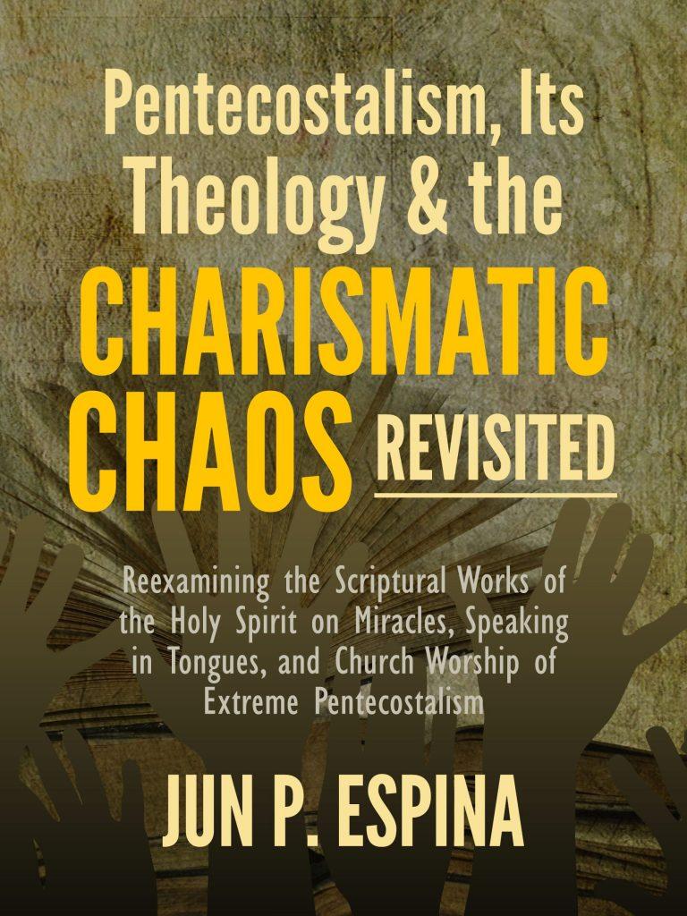 Extreme Pentecostalism God's Promised Holy Spirit
