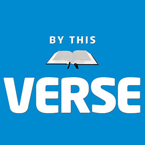 by this verse logo square